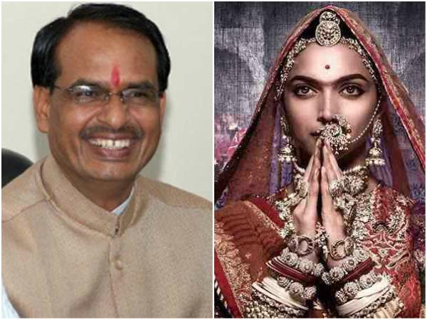 Ban On Releasing Padmavathi In Madhya Pradesh