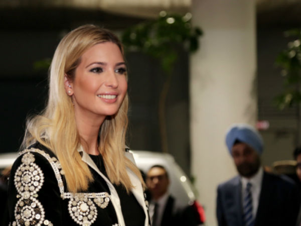 Ges 2017 Ivanka Trump Main Attraction To Share Stage With Pm Modi