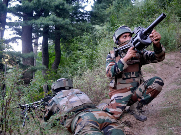 Jaish terrorist killed, 2 Army jawans martyred in Jammu and Kashmir