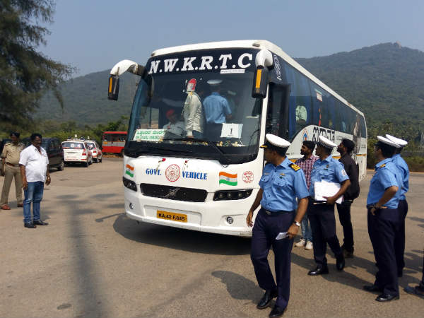 MLAs, MLCs visit Kadmaba naval Base in Karwar after Belagavi winter session