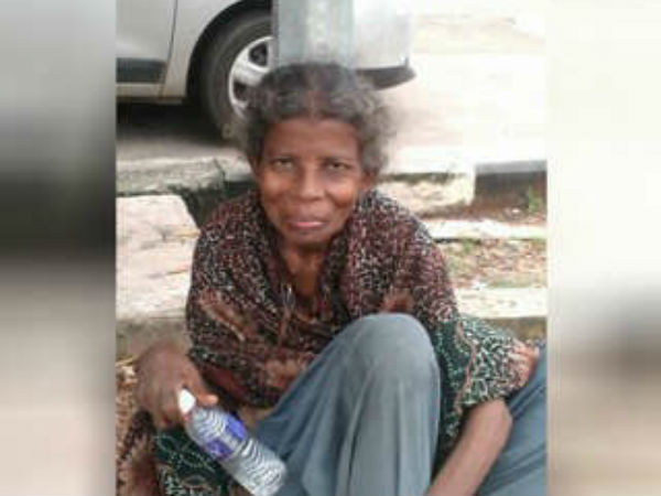 Retired Kerala Maths Teacher Found Begging At A Railway Station!