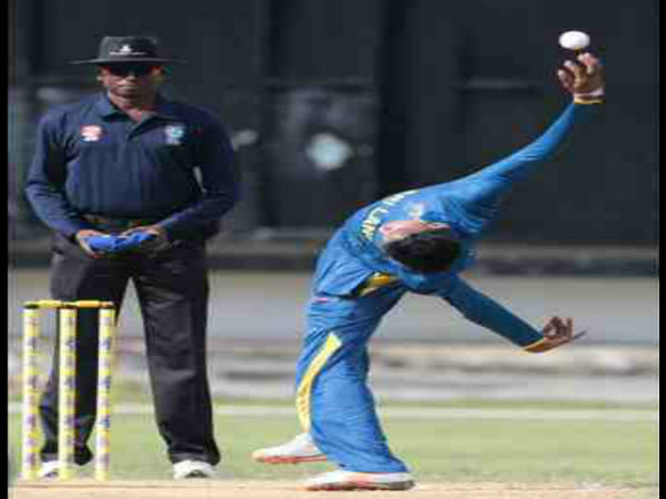 Sri Lanka Discover Mystery Spinner With Unusual Action Kevin Koththigoda