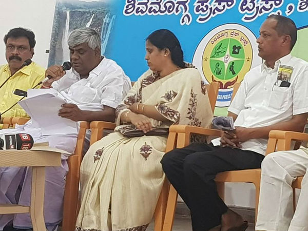 Election Jds 140 Candidates List Ready Says Hd Revanna