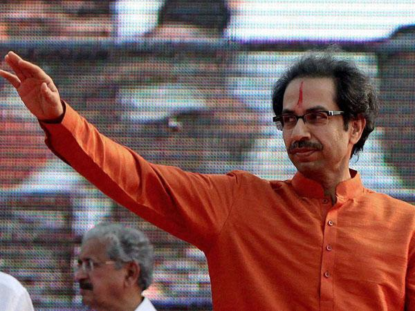 KaRaVe held protest against Uddhav Thackeray