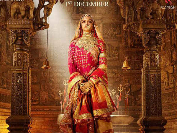 Supreme Court dismisses petition filed against release of the film Padmavati