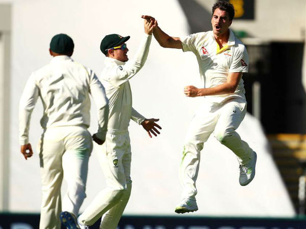 Ashes, 1st Test: Australia fight back on tight first day in Brisbane
