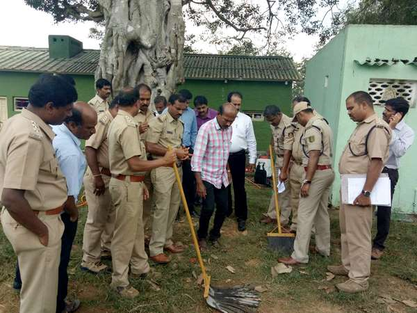 Chamarajanagara Forest Deprtment Takes Precautionary Measure To Avoid Forest Fire