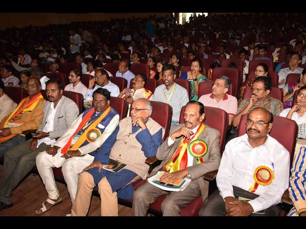 Poetry conference held in Mysuru Kannada Sahitya Sammelana