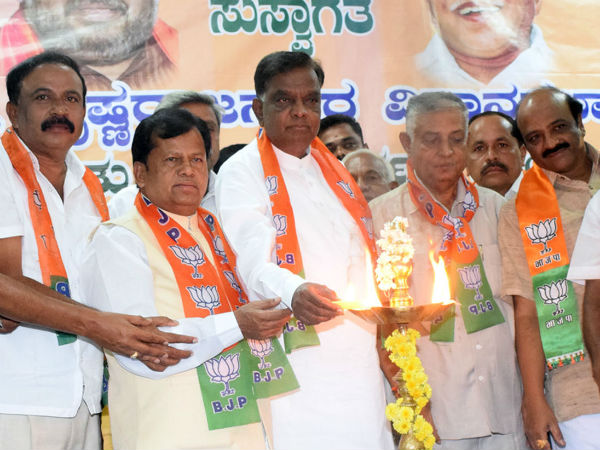 CM Siddaramaiah is an egoist: BJP leader Shrinivas Prasad says in Mysuru