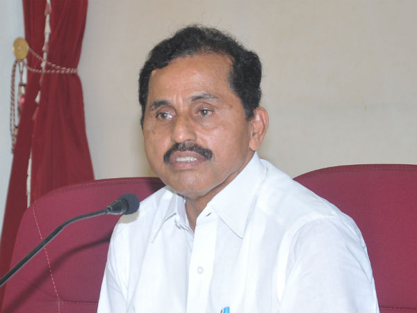 Will complaint against DK in-charge minister B Ramanath Rai: Harikrishna Bantwal