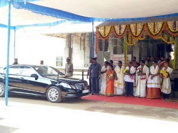 Shrilanka Prime Minister In Mangaluru