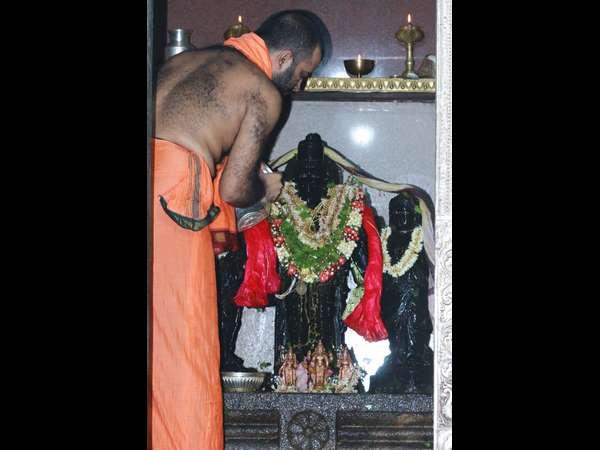 ಮುಂಡ್ಕೂರು ವಿಠೋಬ ದೇವರ ಸಹಸ್ರ ಕುಂಭಾಭಿಷೇಕ ಸಂಪನ್ನ