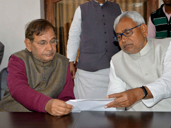 Ec Recognises Nitish Kumar Led Group As Jdu