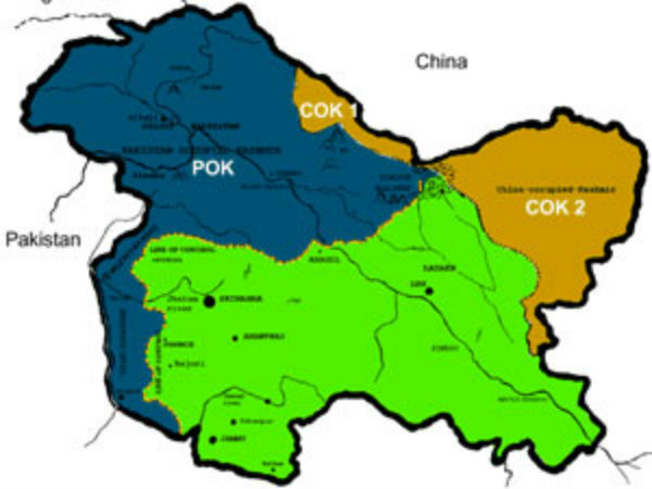 No One Can Stop India If It Tries To Take Pok Central Minister