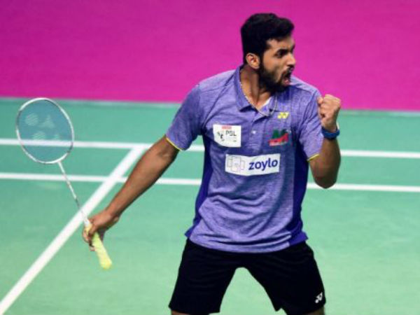 Badminton National Championship: Prannoy Stuns Srikanth to Lift Maiden Title