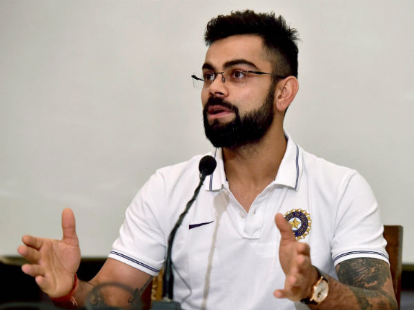 Virat Kohli Appeals Delhi Reduce Pollution