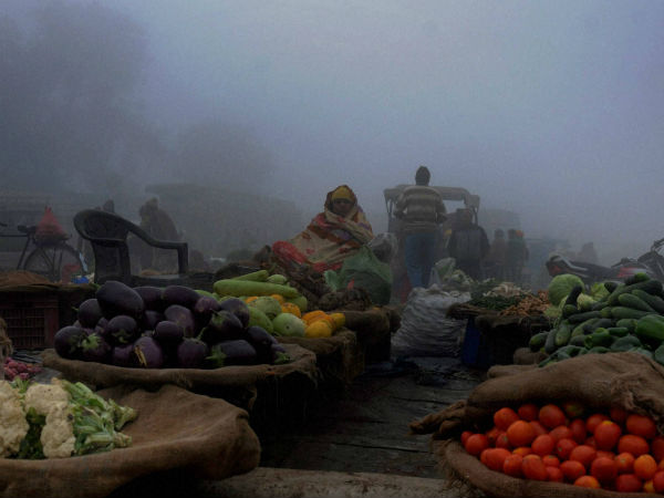 Hike in vegetables prices in Bengaluru