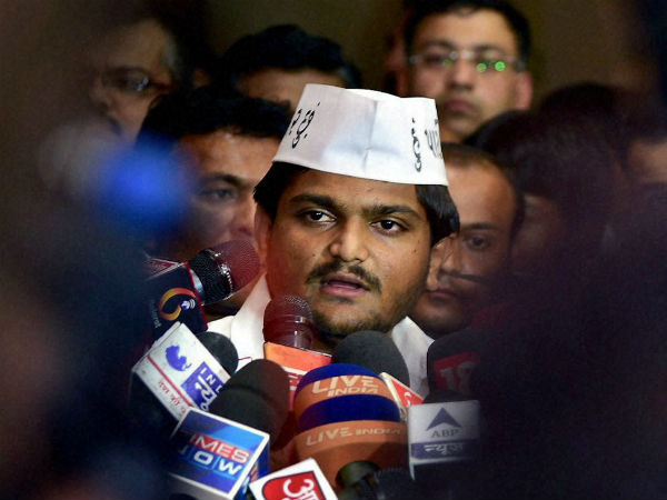 Hardik Patel To Meet Congress Tomorrow