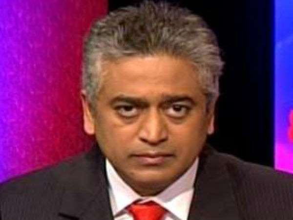 Rajdeep Sardesai Ate Beef And Mocked Twitterite Bashed At Him