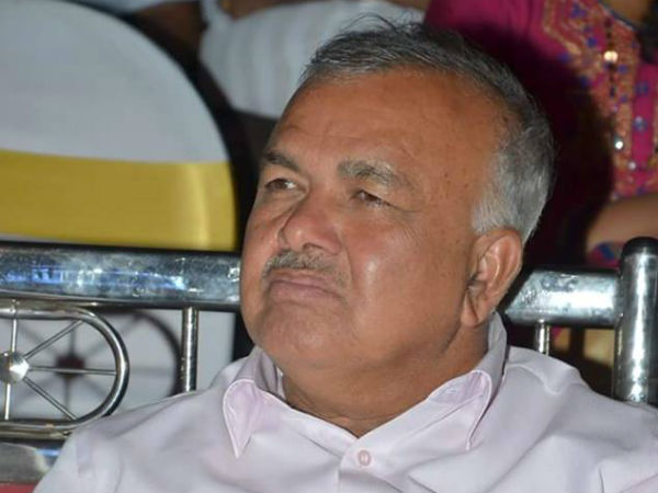 Control rowdy sheeters or get lost : Ramalinga Reddy warns police