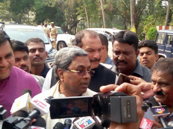 Pramod Madhwaraj Does Not Join Bjp Clarifies Siddaramaiah