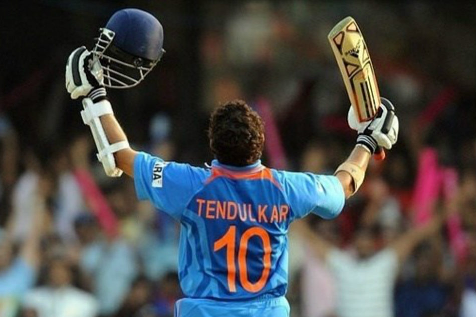 Tendulkar's No. 10 jersey unofficially retired