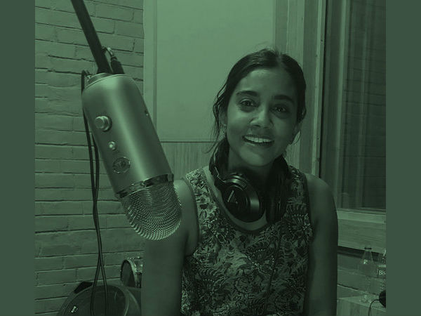 In the field- 2 Bengaluru girls start a podcast about India and Development
