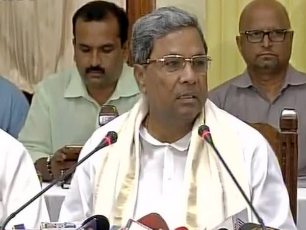 KPME bill tabled Monday with changes: Siddaramaiah