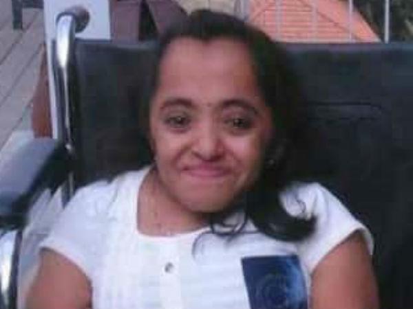 Sirisha Selected For Best Handicapped Employee National Award