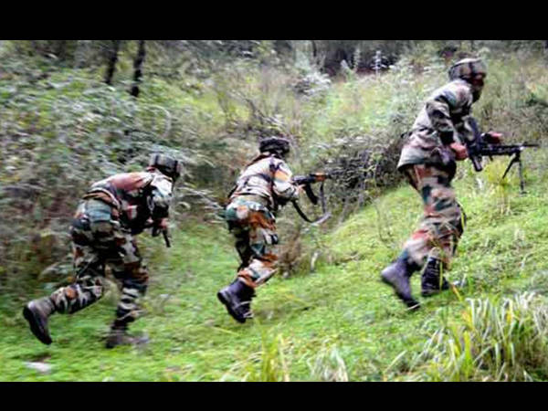 Indian Army foils infiltration bid, two militants killed