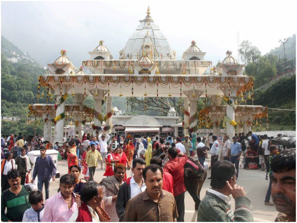 NGT caps number of pilgrims at Vaishno Devi at 50,000 per day