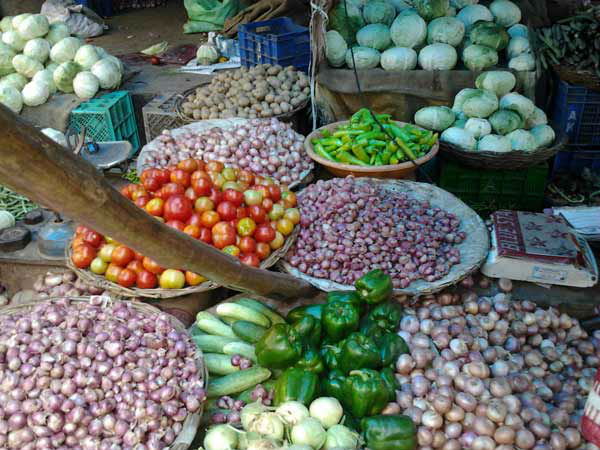 Excessive rains blamed for soaring vegetable prices in Karnataka