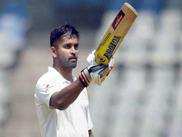 Karnataka Announce Squad For Ranji Trophy Against Up Railway