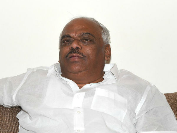 If I resign will problem solve, asks minister Ramesh Kumar