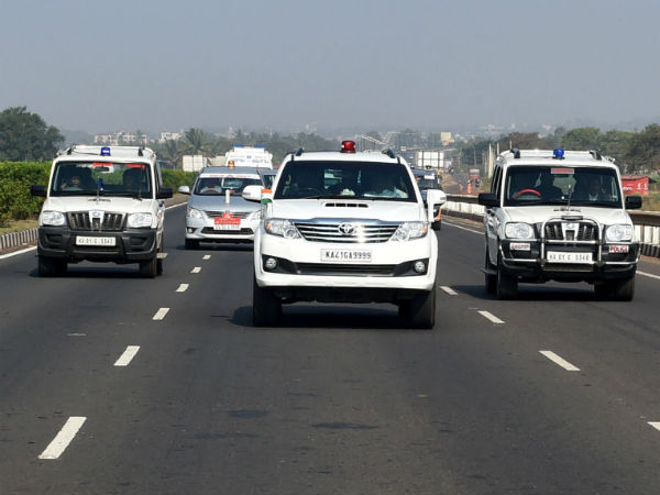 Police escort service tariff hiked