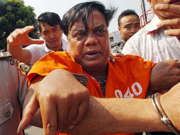 Intel Busts D Gangs Plot To Assassinate Chhota Rajan
