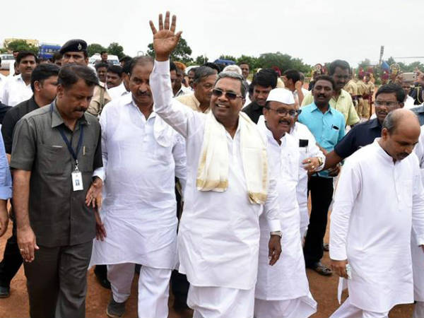 CM Siddaramaiah karnataka tour from December 19 to Jan 13 under Janashirvada Yatra