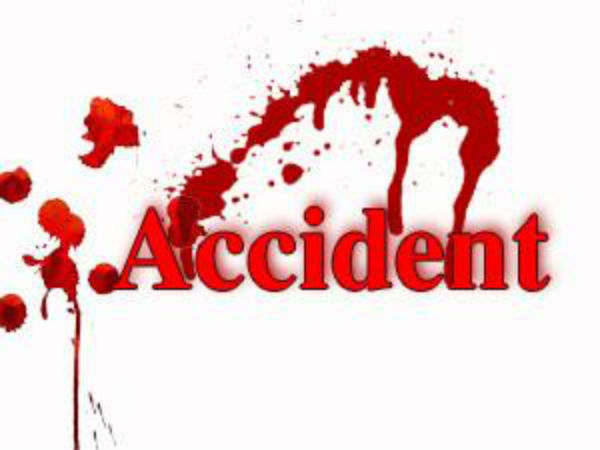 Three people killed after a car hit a tractor near Tambihalli Geat Kollar