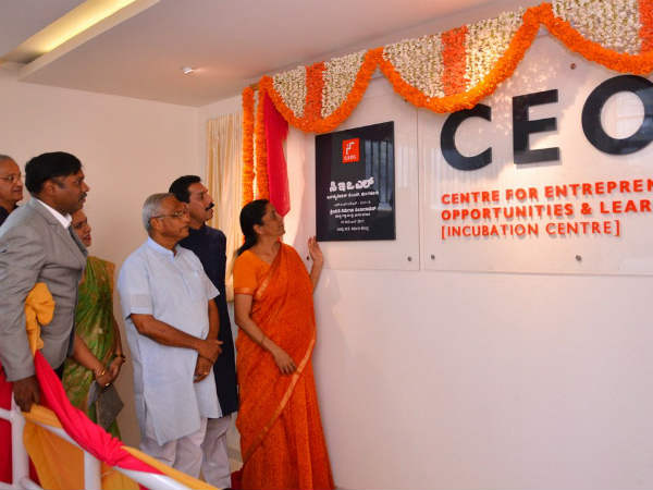 CEOL is Historic and Symbol of New India – Minister Nirmala Sitharaman