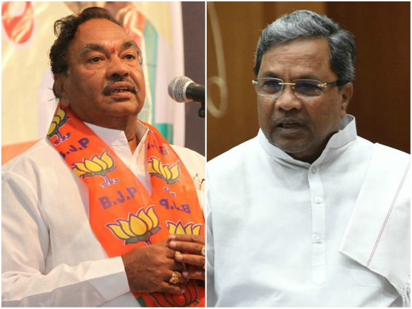 KS Eshwarappa Slams CM Siddaramaiah in mahadayi issue