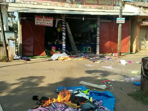 Sirsi Bandh Turns Violent Top Developments Of The Day