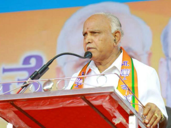 cant give election tickets to defectors:Yeddyurappa