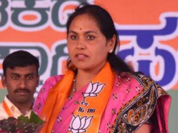 Complaint Has Been Logged In Honnavar Police Station Against Mp Shobha Karandlaje