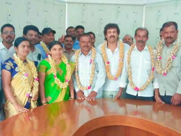 Soraba Taluk Panchayat 4 Bjp Members Joined Jds