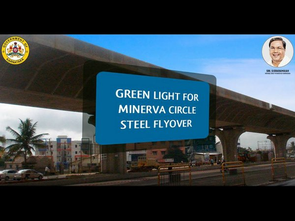 Karnataka Govt nod for Minerva to Hudson Circle steel flyover