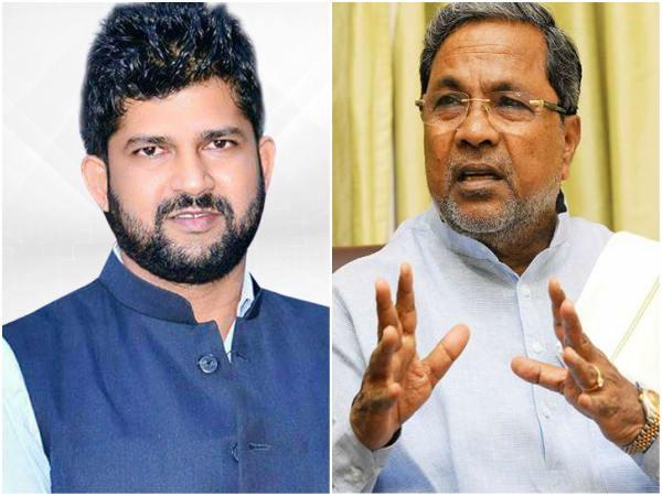 Karnataka Cm Siddaramaiah Suggestion To Mysuru Mp Pratap Simha