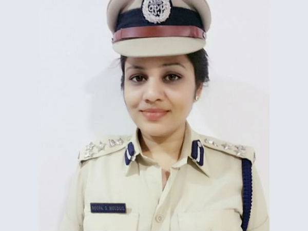 Traffic DIG D Roopa gets fraudstar call from Pakistan