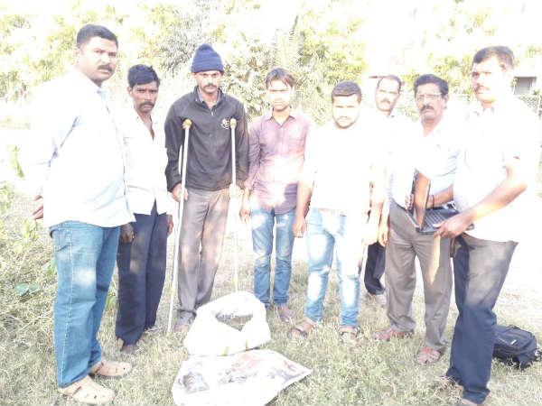 Ganja Seized And 4 Arrested In Shivamogga