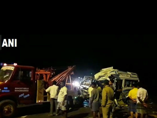 Tamil Nadu: 7 people killed in an accident