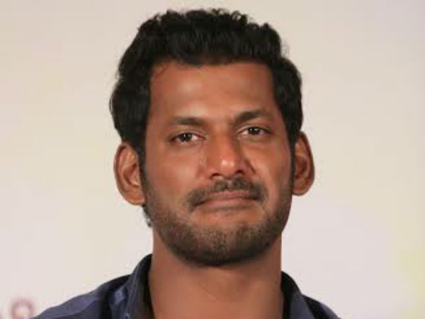 Actor Vishal To Contest RK Nagar Assembly By-Election